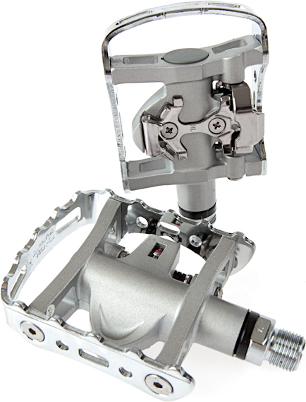 ed7bd9f81 Shimano PD-M324 Clipless Platform Pedals 696571819945
