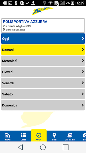 玩免費健康APP|下載Polisp.va Azzurra–Cisterna LT app不用錢|硬是要APP