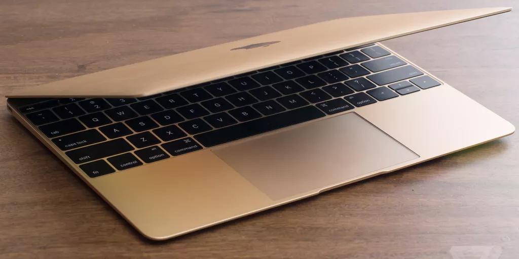 """Dòng sản phẩm """"siêu di động"""" Macbook 12 inch"""