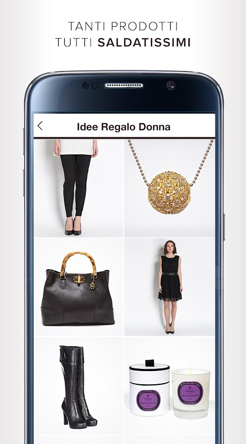 SaldiPrivati – Shopping online- screenshot