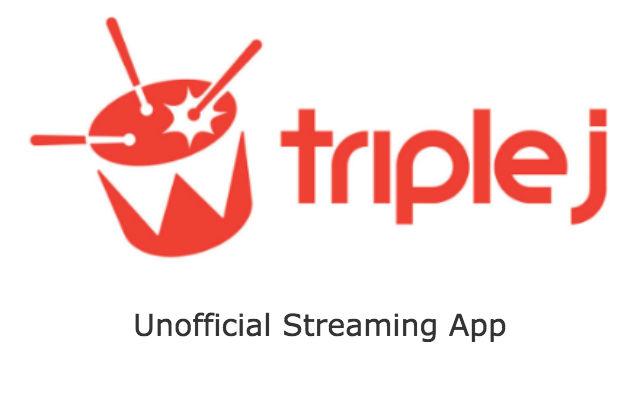 Triple J Simple Stream With Info