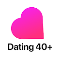 DateMyAge™: Chat, Meet, Date Mature Singles Online icon