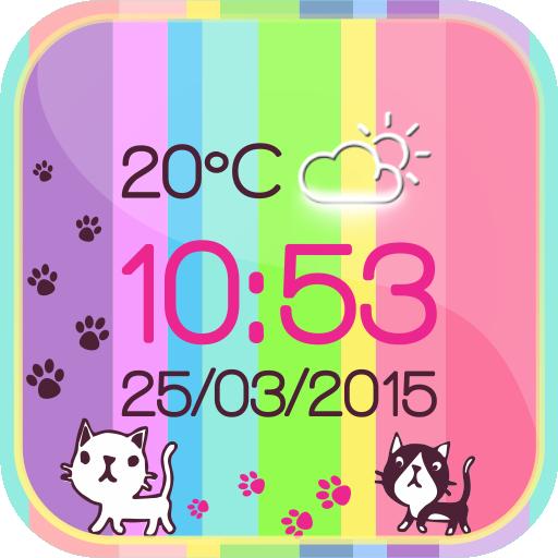 小鷹 天气 時鐘 個人化 App LOGO-APP試玩