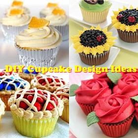 DIY Cupcake Design Ideas