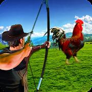 Chicken Hunting 2018: Archery Roaster Shoot 3D