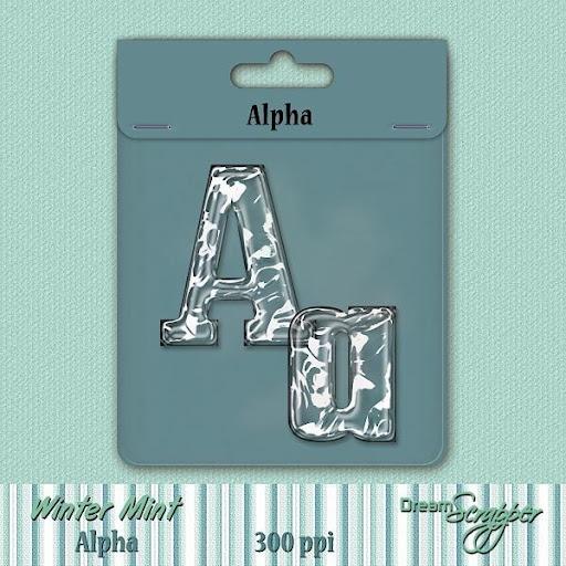 Winter Mint Alpha