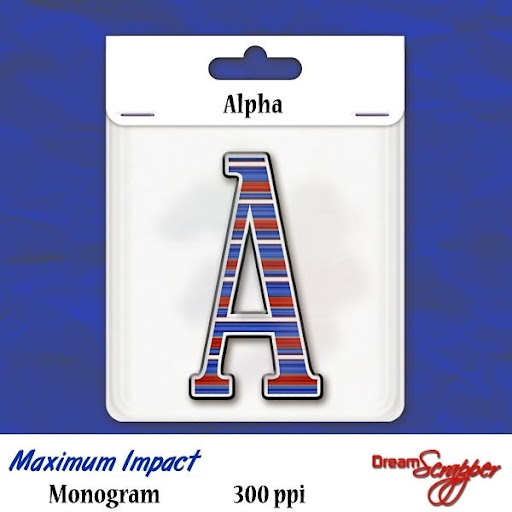 Maximum Impact Monogram