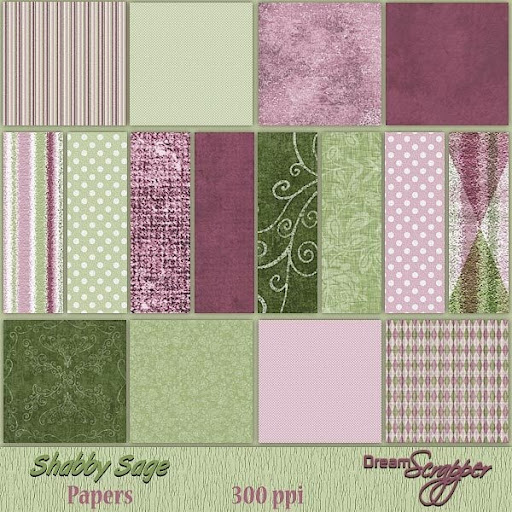 Shabby Sage Papers