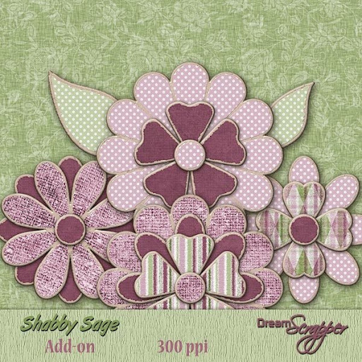 Shabby Sage Add-on