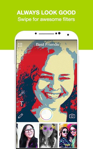 Push-to-Talk Video Chat screenshot 10