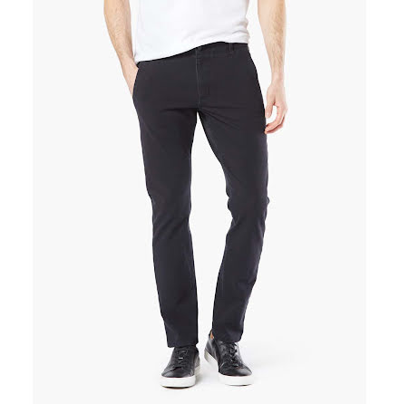 Dockers Alpha Khaki 360 skinny black