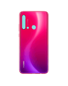 P20 Lite 2019 Back Cover Red