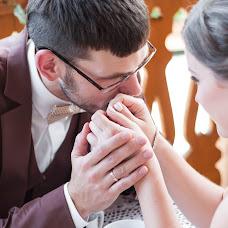 Wedding photographer Lena Ryazanova (fotkileny). Photo of 06.11.2016