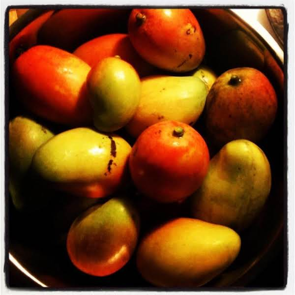 Mango Season Ice Box Bars Recipe