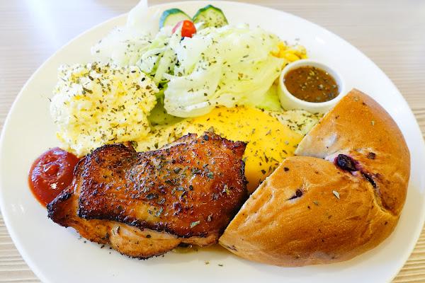 Go Stay Dining Room 近台南火車站~ 平價豐盛早午餐~ CP值高!