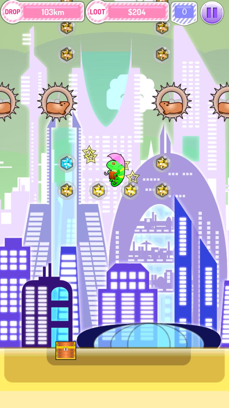 Скриншот Deported Iguana