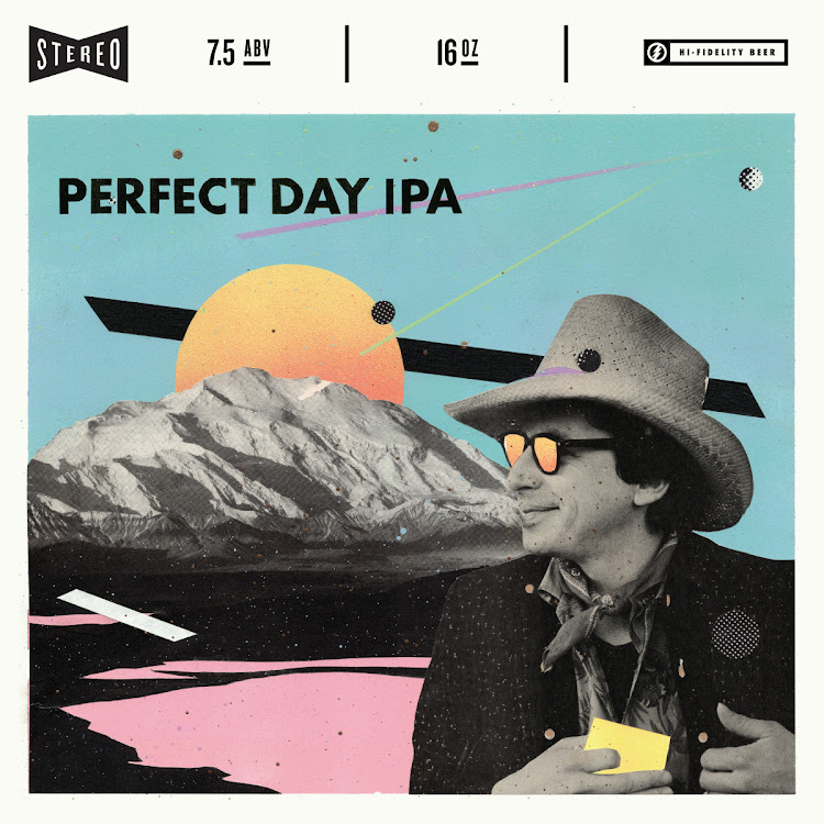 Logo of Stereo Perfect Day IPA