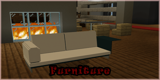furniture mods for mcpe? screenshot 3