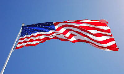 Stars & Stripes Forever - Remember our Veterans, September 11th and the price of our Freedom and Independence. USA Flag