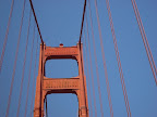 Golden Gate Bridge. San Francisco, CA.