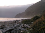 Misty Manzanita Beach, Oregon coast.