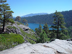 Emerald Bay, Lake Tahoe, CA.