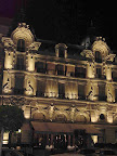 Hotel de Paris in Monaco.