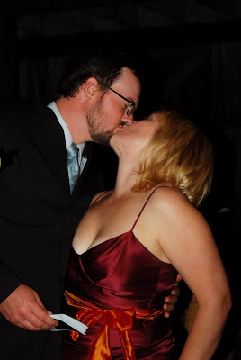 A good kiss!