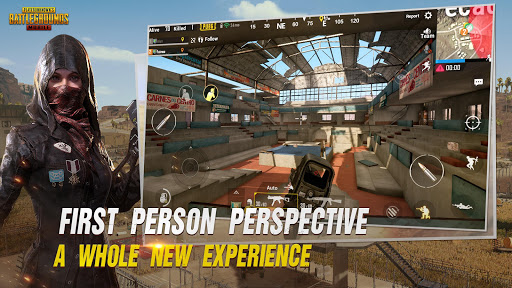 BETA PUBG MOBILE 0.7.0 screenshots 1