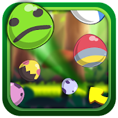 Egg Shooter Bubble 2018 - Dino Eggs Shooter