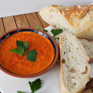 Mojo Picante, Spanish Red Pepper Sauce.