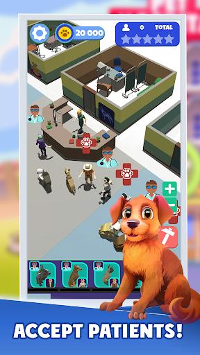 Idle Pet Hospital Tycoon 1.2 Mod screenshots 2