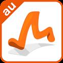 auナビウォーク 地図・乗換案内・施設・ルート検索できるナビ icon