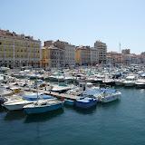 Bref séjour à Marseille dans Méditerranée Marseille
