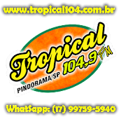 Tropical FM Pindorama-SP