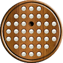 Marble Solitaire Puzzle icon