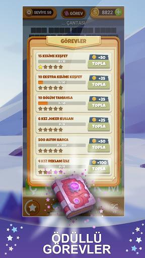 Kelime Hasadu0131 - Yeni Tu00fcrku00e7e Kelime Oyunu apkmr screenshots 3