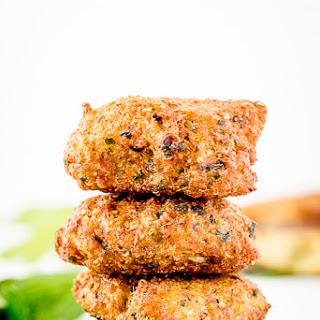 Quinafel - Falafel Made With Quinoa.