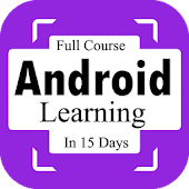 Free Android Learning In 15 Days