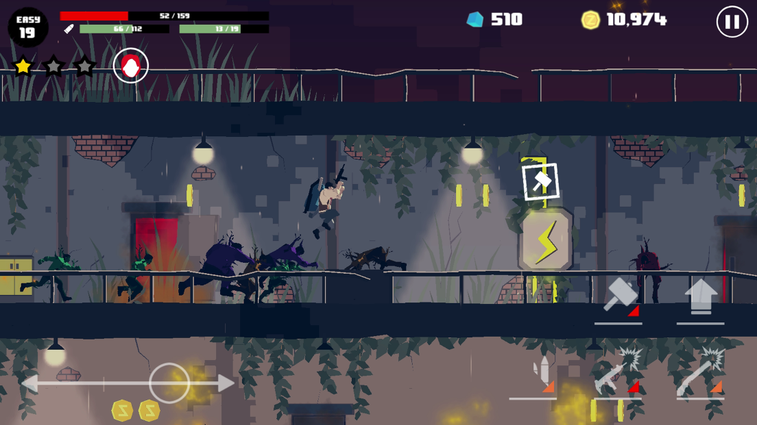 Dead Rain : New zombie virus- screenshot
