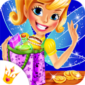 Fairy Supermarket Manager - Magic Food Adventure