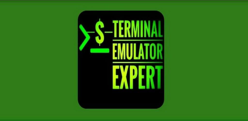 Terminal Emulator Expert Pro APK Download com geniuslab experstpro