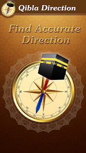 Qibla Direction Finder Compass - náhled