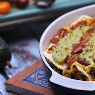 Gluten Free Veggie Burritos