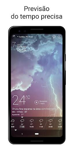 Previsão do tempo vivo screenshot 2