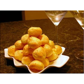 Easy Cheese Puffs