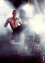 Photo: Joe Duarte - Bag Breaking MMA Badass