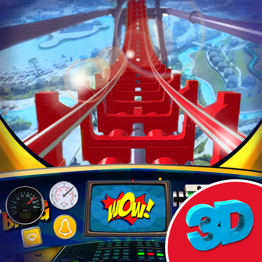 Roller Coaster Train Simulator 3