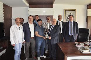 Gebze Şubemiz Masa Tenisi Takımı Şampiyon Oldu.