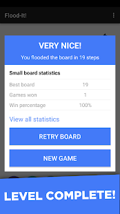 Flood-It! Screenshot 4